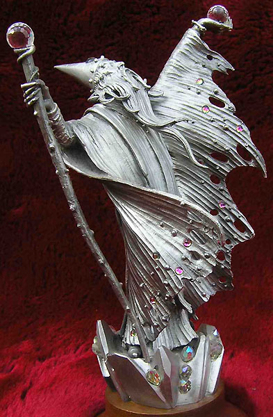 Perth Pewter - LE04 Wind Wizard